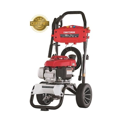 3200 Psi 2 4 Gpm Cold Water Gas Pressure Washer With Honda Engine Carb
