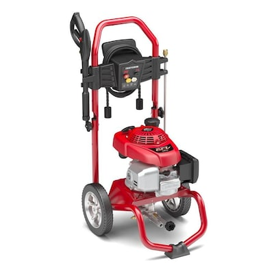 CRAFTSMAN 2800-PSI 2 3-GPM Cold Water Gas Pressure Washer