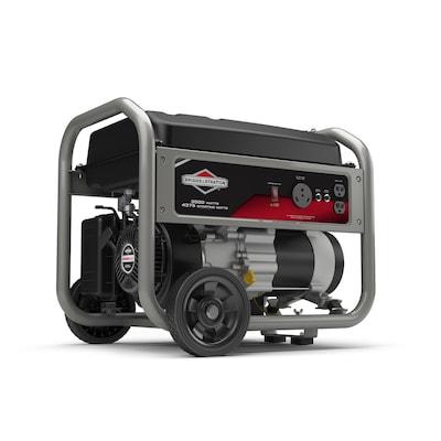 Briggs & Stratton Home 3500-Running-Watt Gasoline Portable