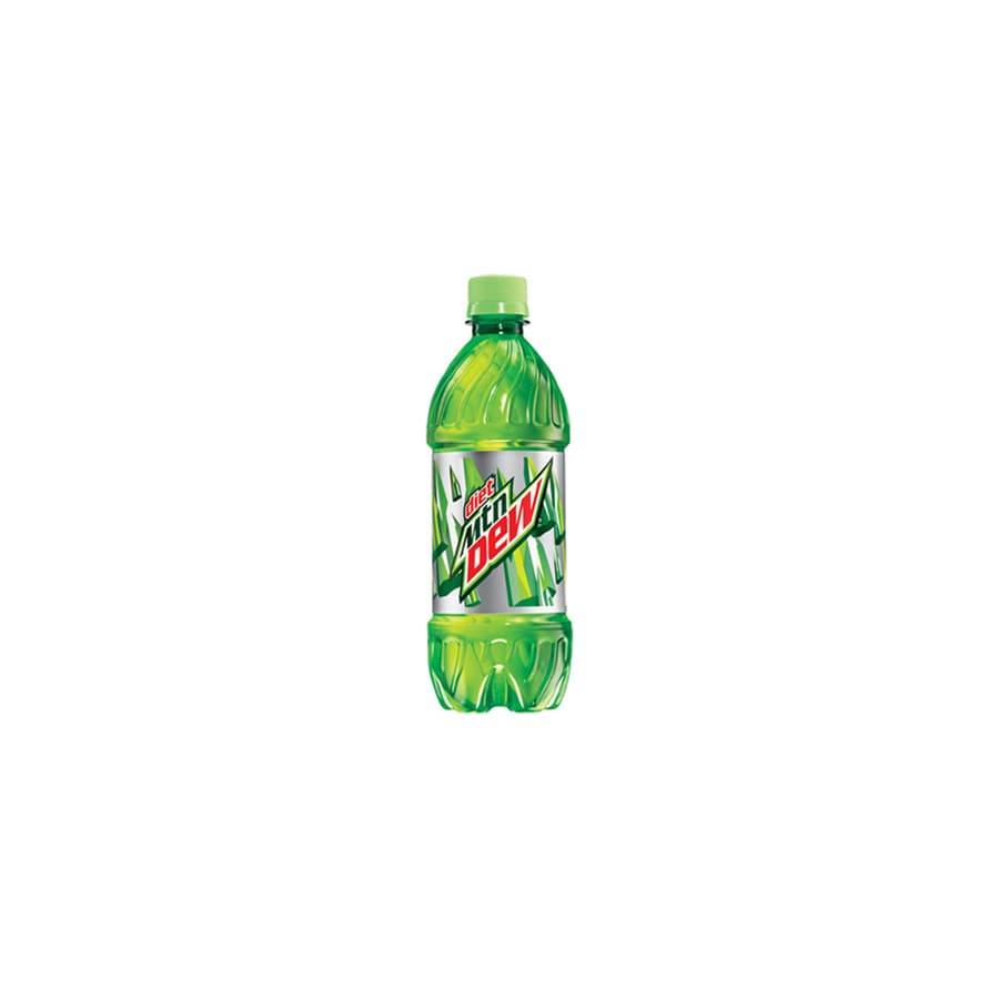 Mountain Dew 20-fl oz Citrus