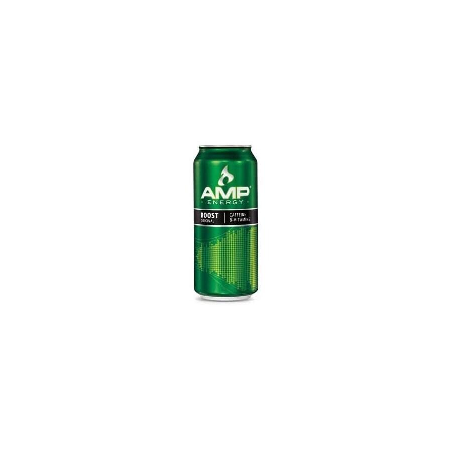 AMP energy drink 16-fl oz Citrus