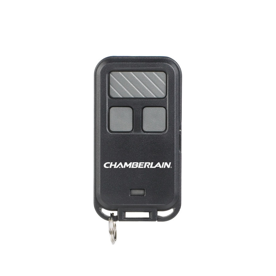 Chamberlain 3 Button Visor Garage Door Opener Remote At