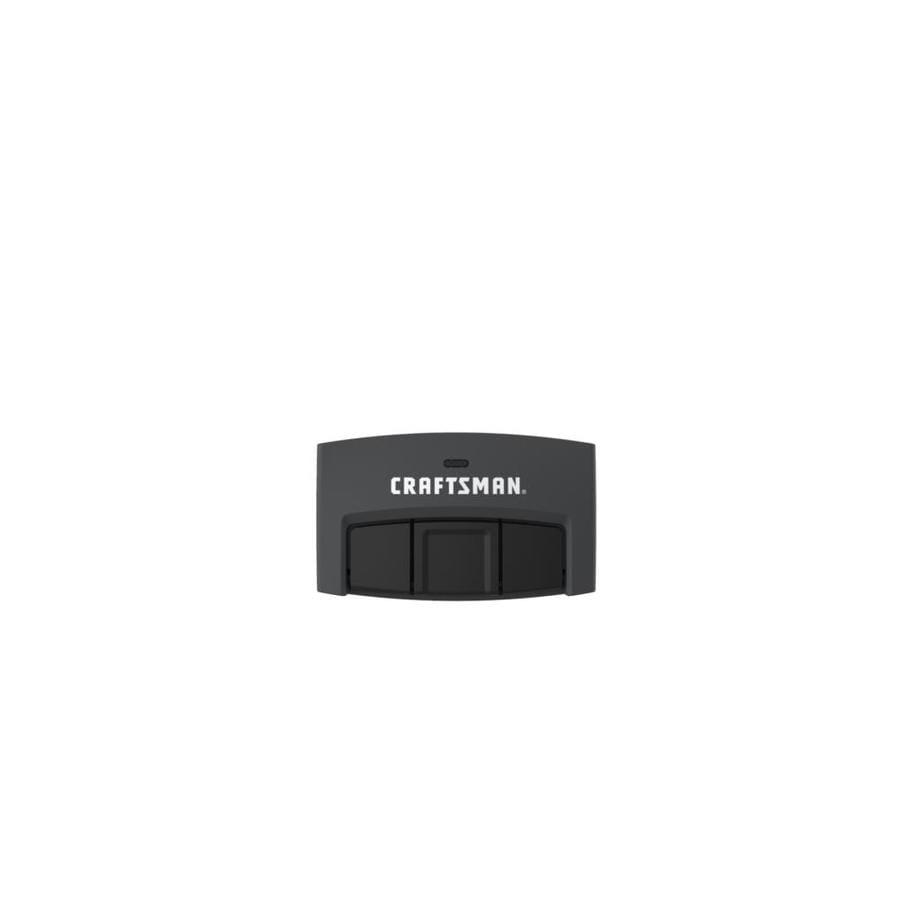 Craftsman Craftsman 3 Button Visor Garage Door Opener Remote In The Garage Door Opener Remotes Department At Lowes Com