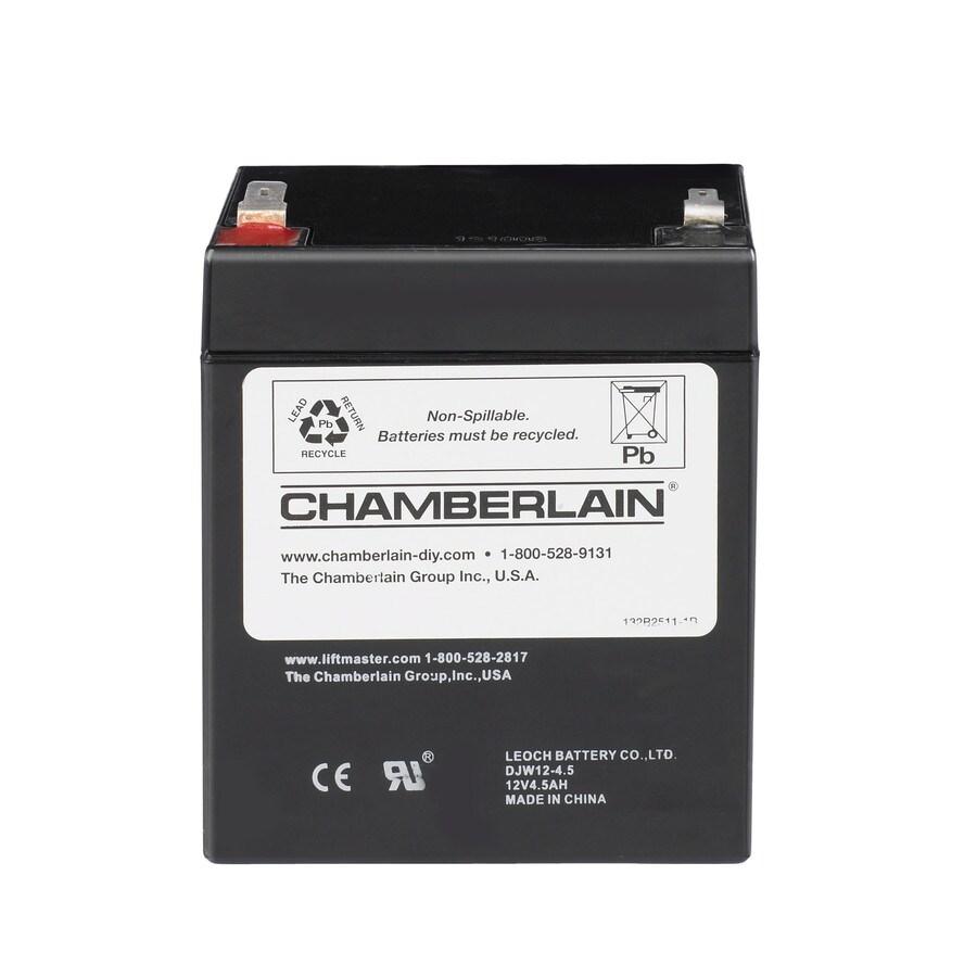 Chamberlain Garage Door Battery In The Garage Door Opener Parts Accessories Department At Lowes Com