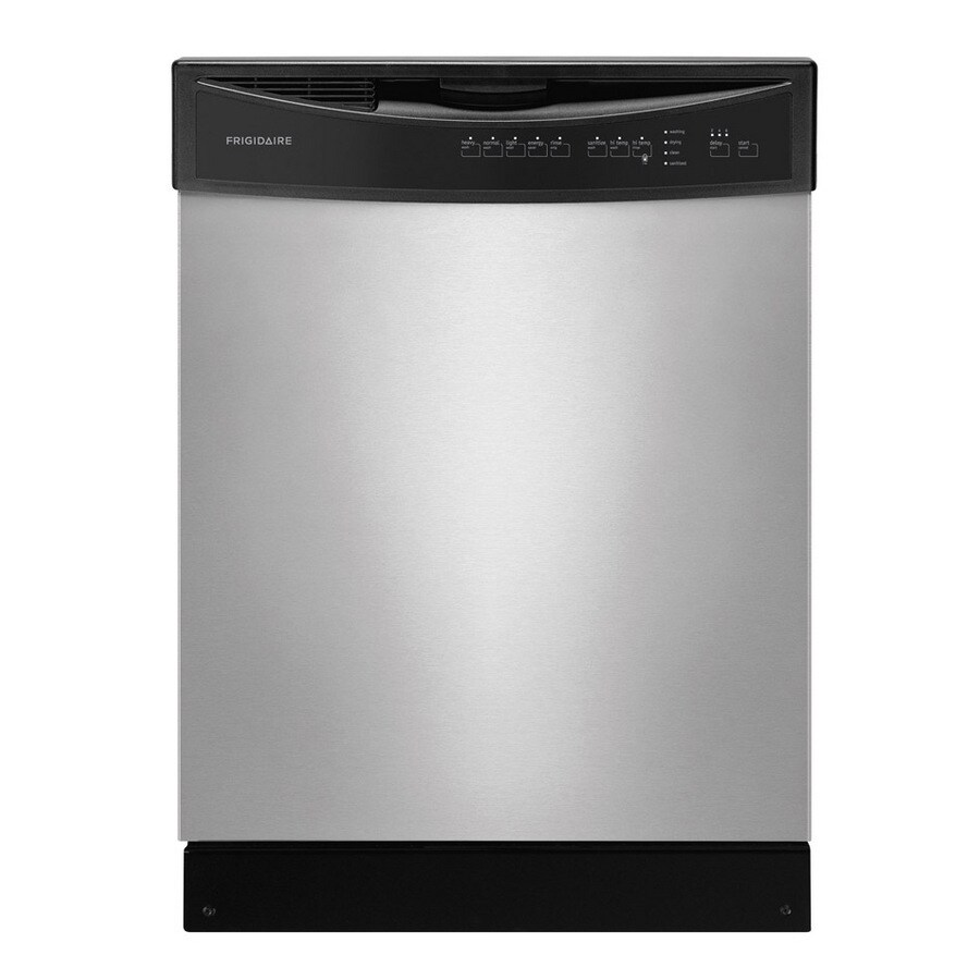 Frigidaire 24-Inch Built-In Dishwasher (Color: Stainless Steel) ENERGY STAR