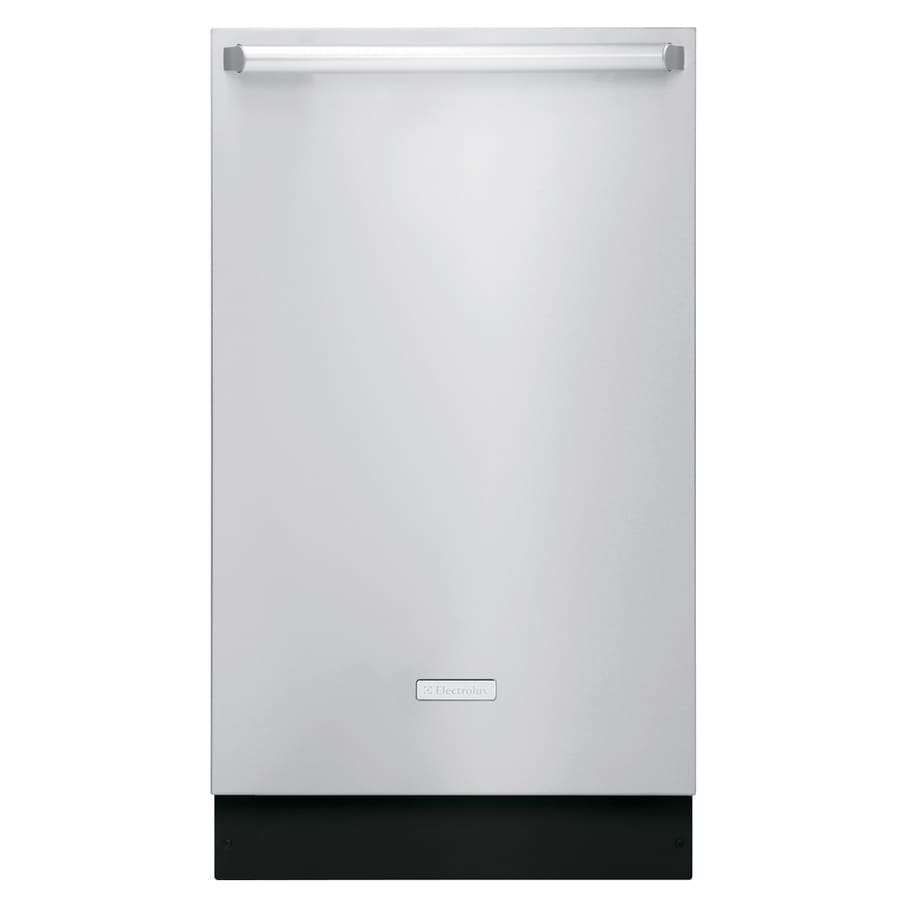 Electrolux 52-Decibel Built-In Dishwasher (Stainless steel) (Common: 18-in; Actual: 17.625-in) ENERGY STAR
