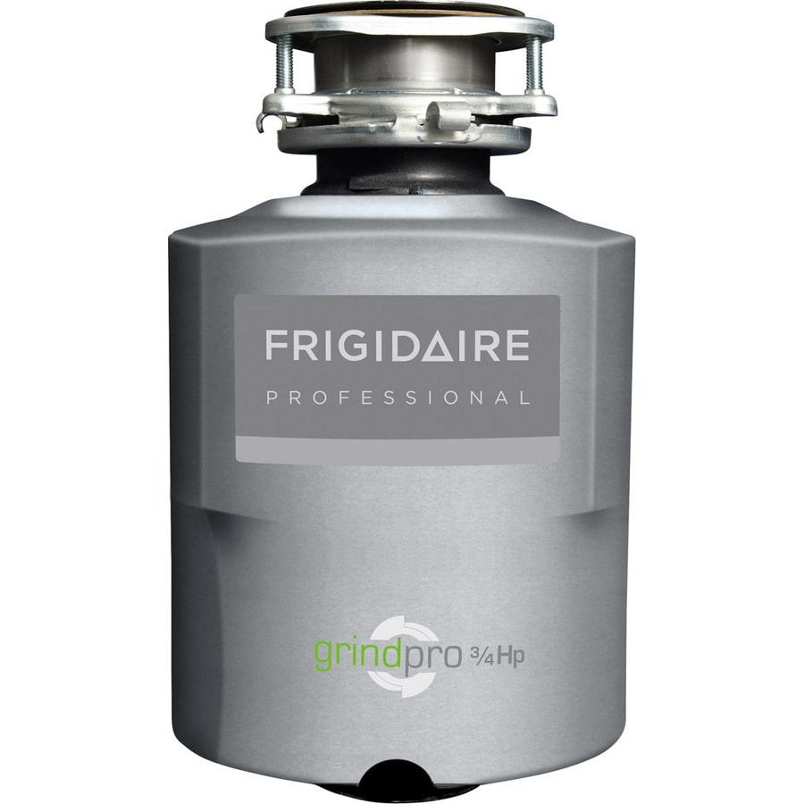 Frigidaire Professional 3/4-HP Batch Feed Noise Insulated Garbage Disposal