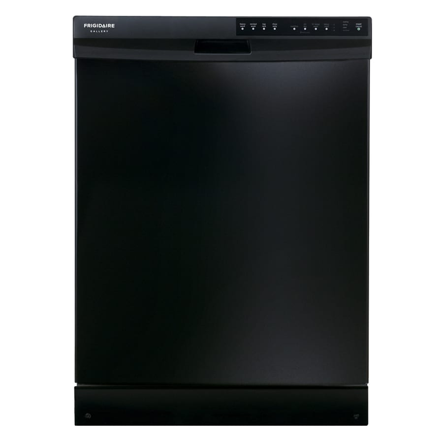 Frigidaire Ffbd2411 24 In 55 Decibel Built In Dishwasher: Frigidaire Gallery Bladespray 55-Decibel Hard Food
