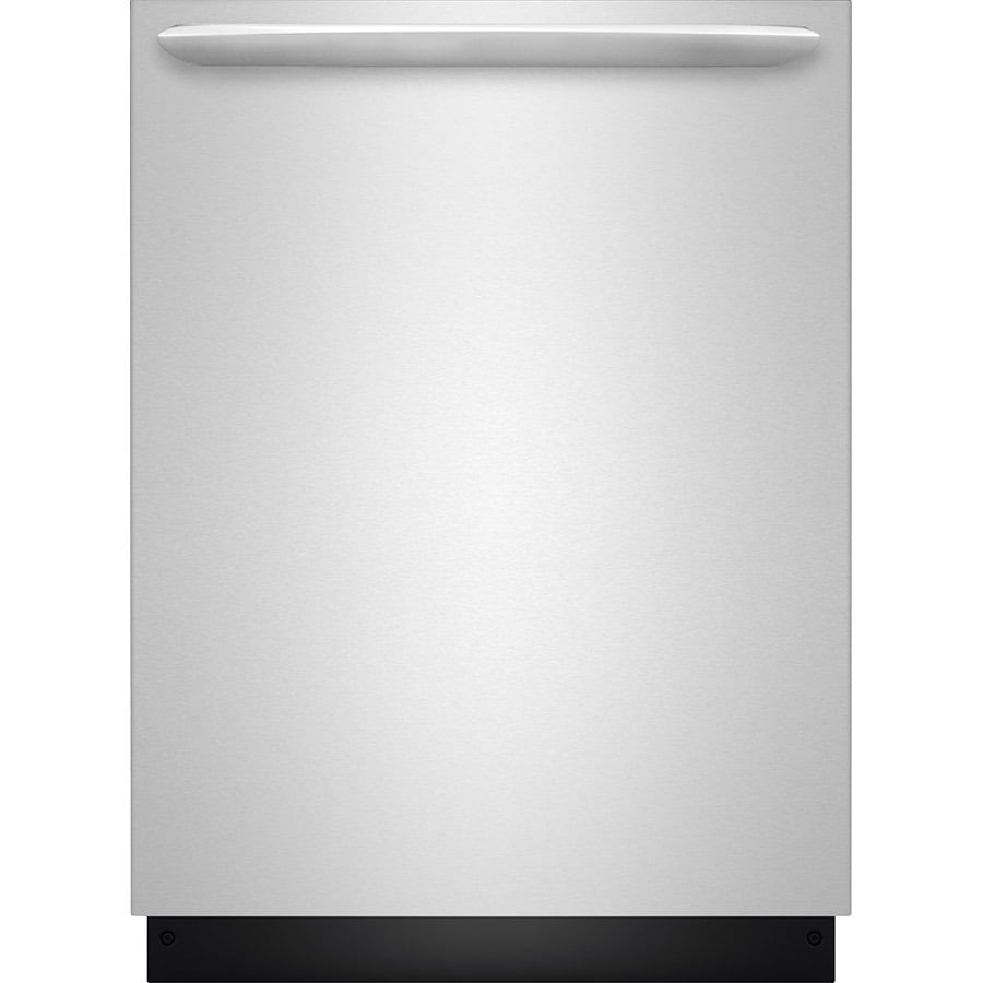 Frigidaire Gallery 51-Decibel Built-in Dishwasher (Smudge-Proof Stainless Steel) (Common: 24-in; Actual: 23.75-in) ENERGY STAR