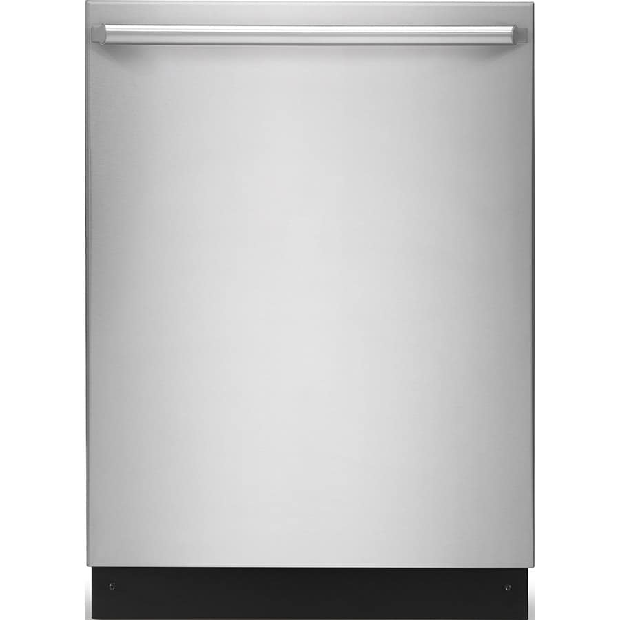 Electrolux 47-Decibel Built-In Dishwasher with Bottle Wash Feature (Stainless Steel) (Common: 24-in; Actual: 23.75-in)
