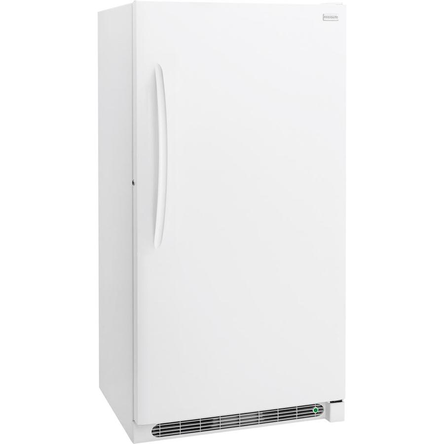 Frigidaire 16.6-cu ft Frost-Free Upright Freezer ENERGY STAR in the Upright  Freezers department at Lowes.com