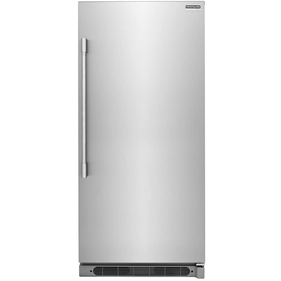 shop frigidaire professional ft freezerless