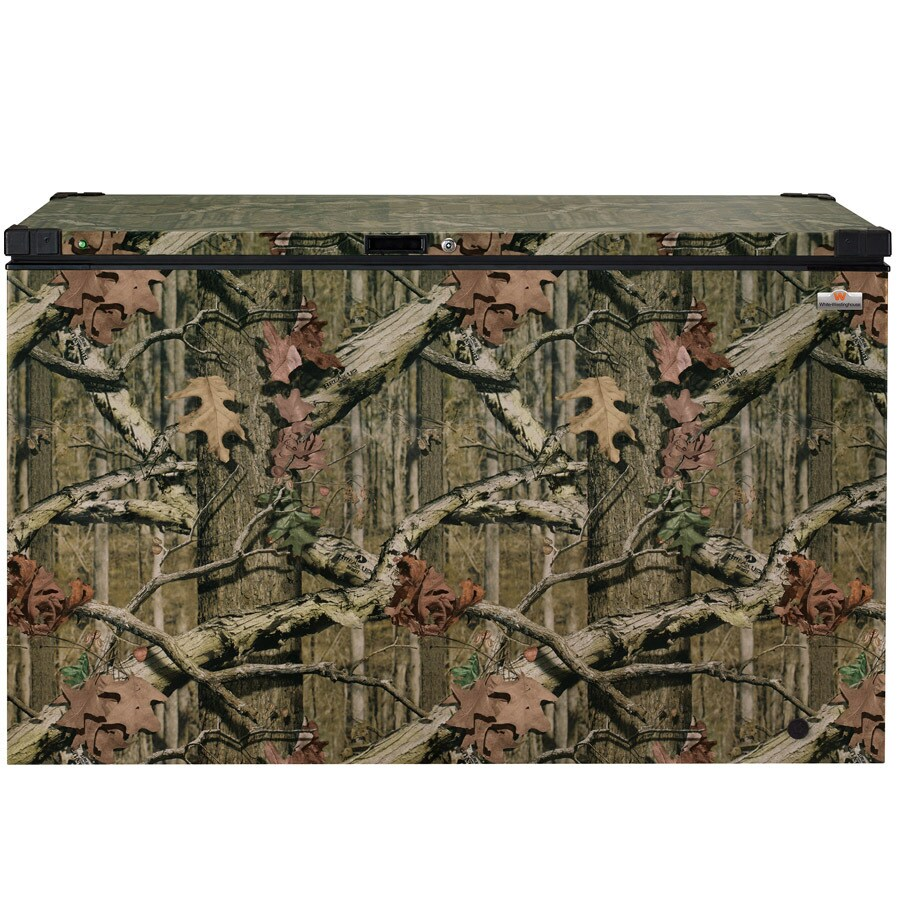 White-Westinghouse 17.5-cu ft Chest Freezer (Camouflage)