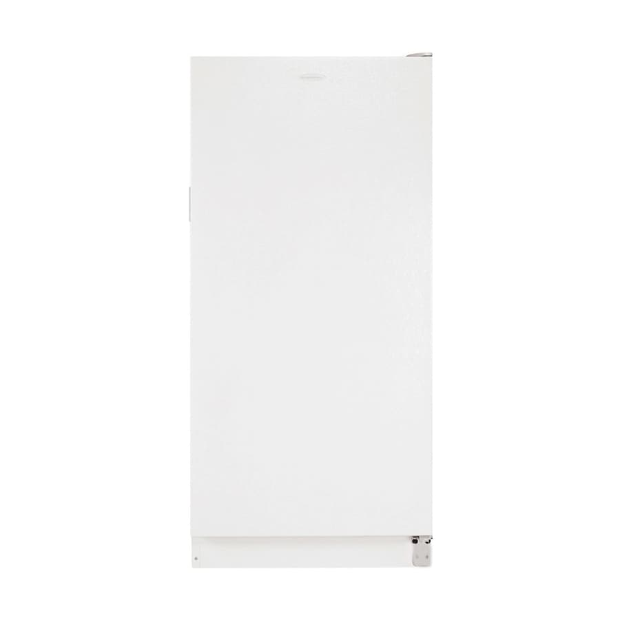 Frigidaire 12.1-cu ft Upright Freezer (White)