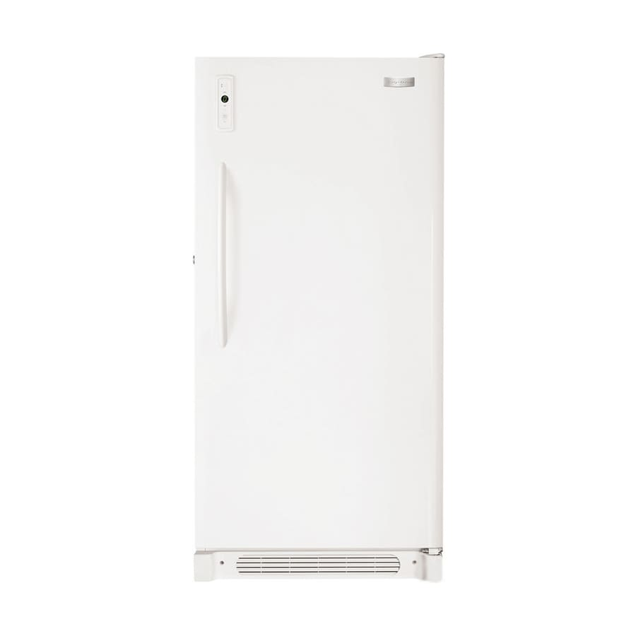 Frigidaire 13.7-cu ft Frost-Free Upright Freezer (White)