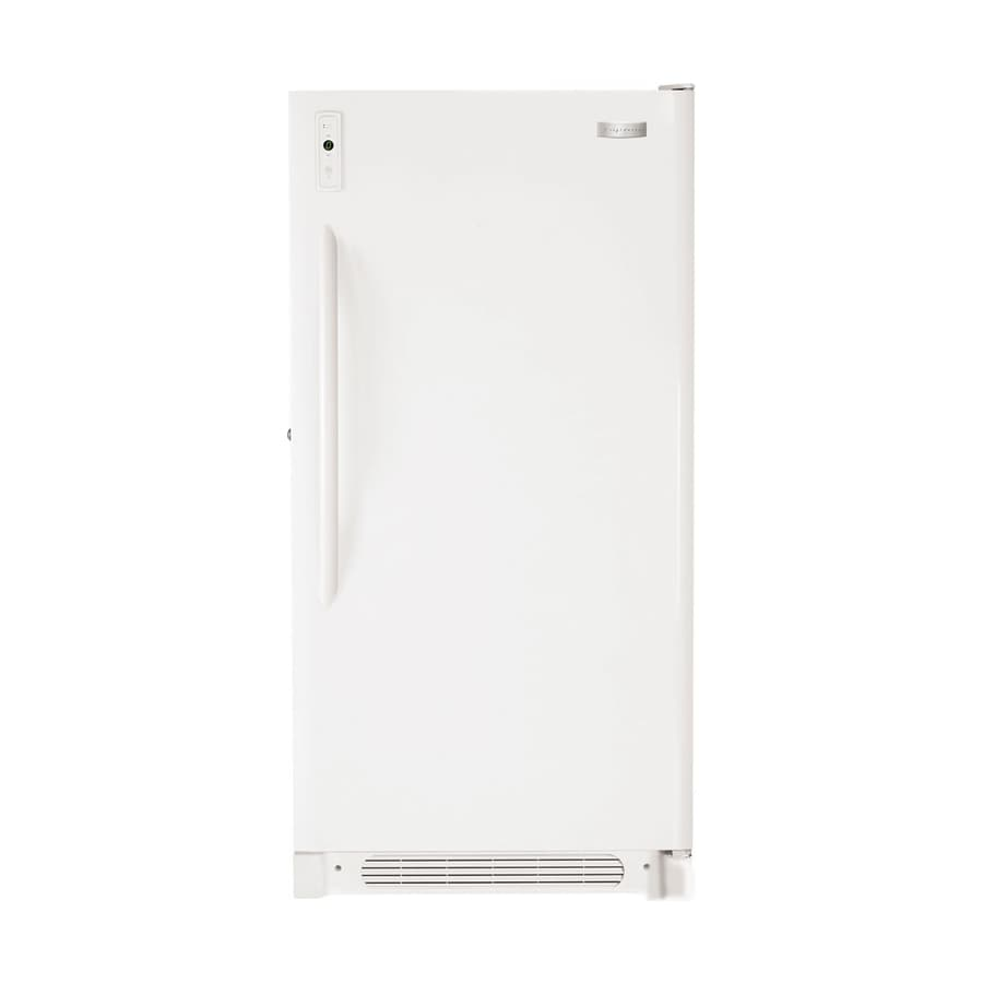 Frigidaire 16.7 cu ft Upright Freezer (White)