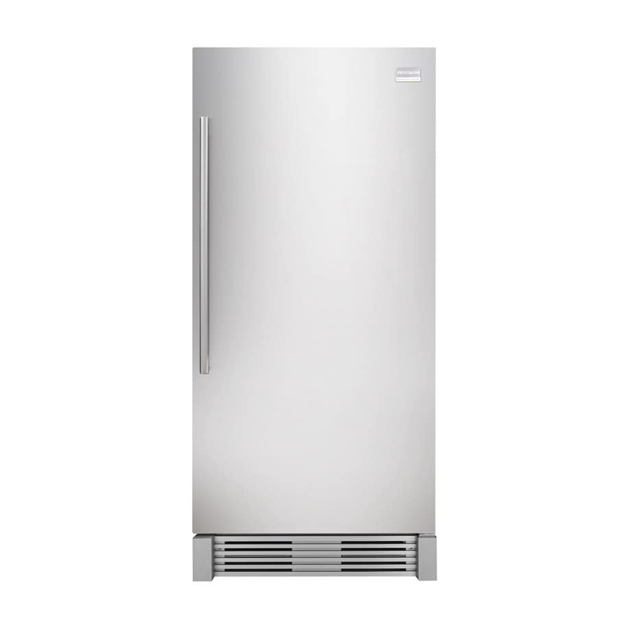 Frigidaire Professional 18.6-cu ft Freezerless Refrigerator (Stainless Steel) ENERGY STAR