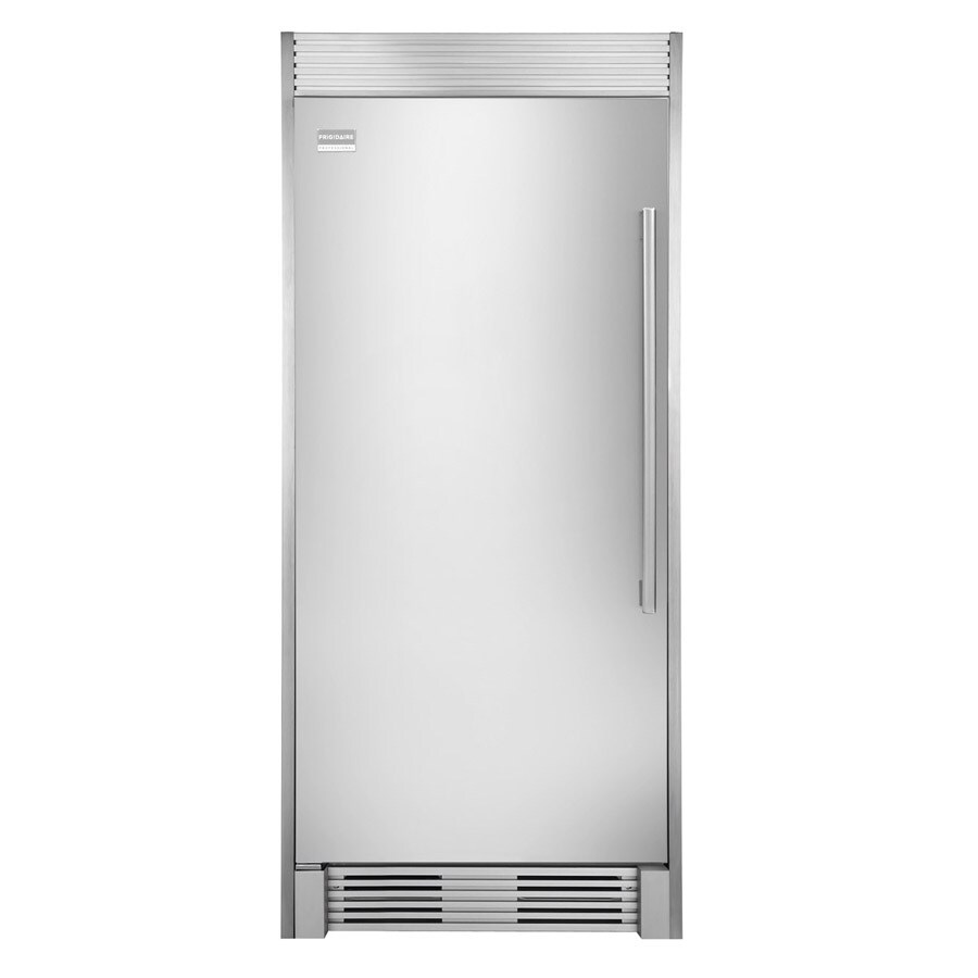 Frigidaire Professional 18.6-cu ft Upright Freezer (Stainless Steel) ENERGY STAR