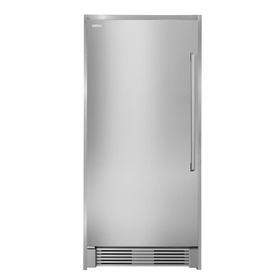 Electrolux 18.6-cu ft Upright Freezer (Stainless) ENERGY STAR