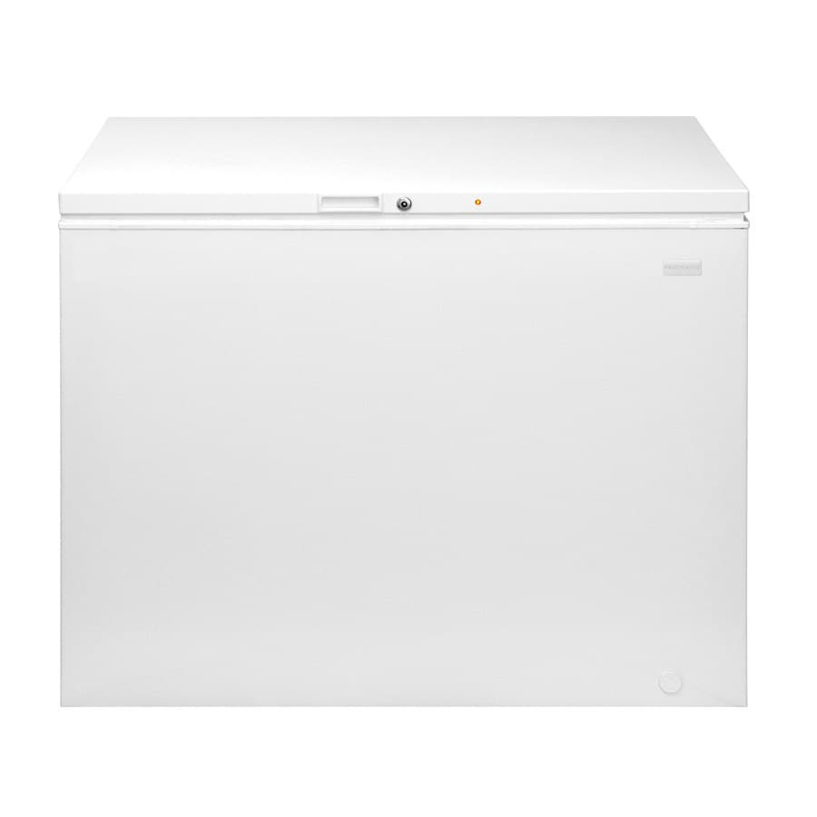 Frigidaire 12.9-cu ft Chest Freezer (White)