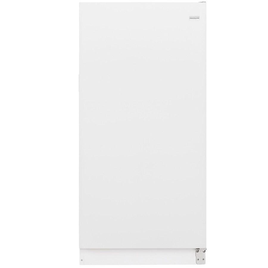 Frigidaire 12.8-cu ft Upright Freezer (White)