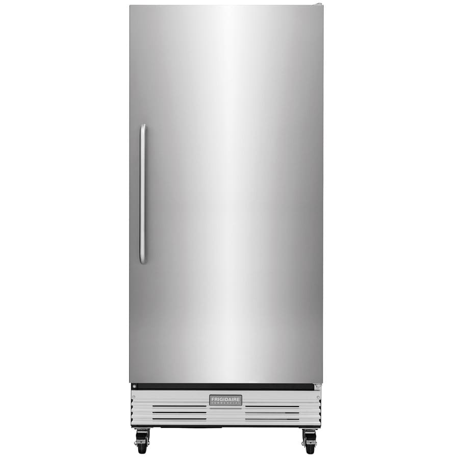 d1d98bd4f04 Frigidaire 17.9-cu ft 1-Door Reach-In Commercial Refrigerator (Stainless  Steel) ENERGY STAR