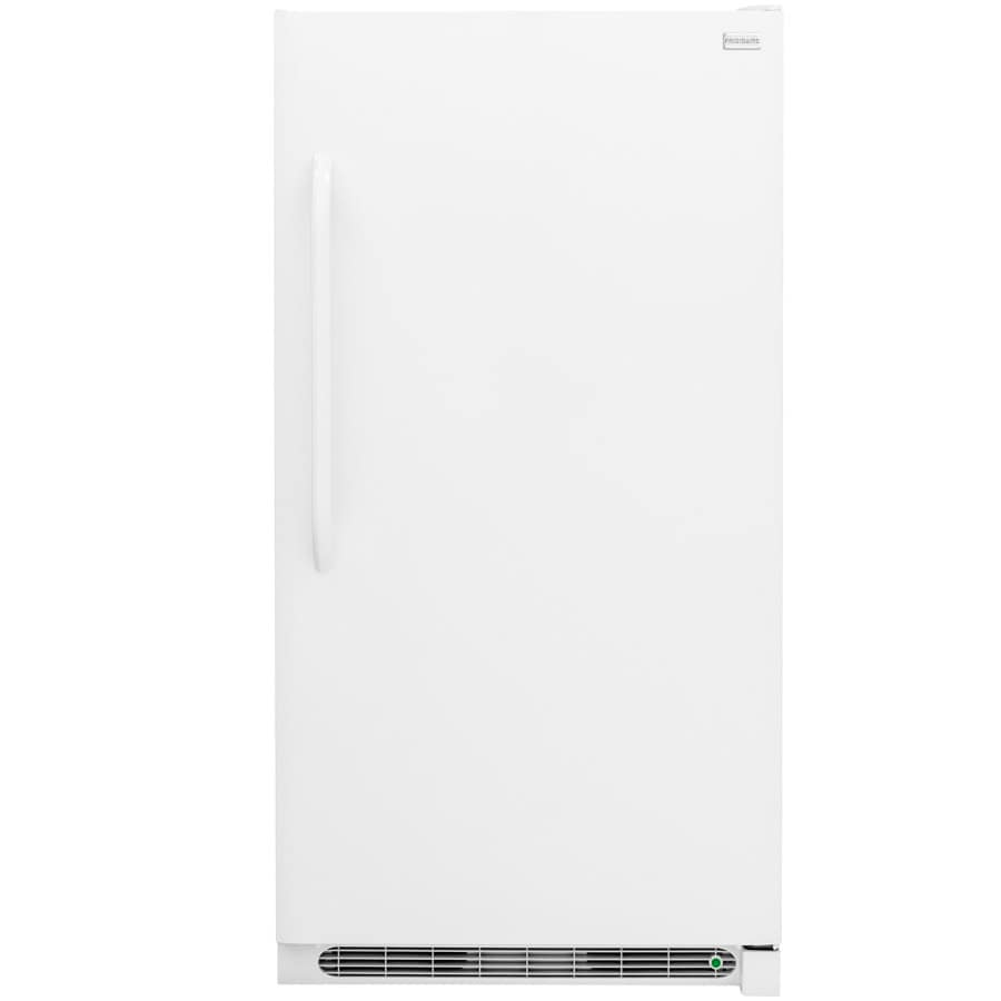 Frigidaire Convertible 16.63-cu ft Upright Freezer (White)