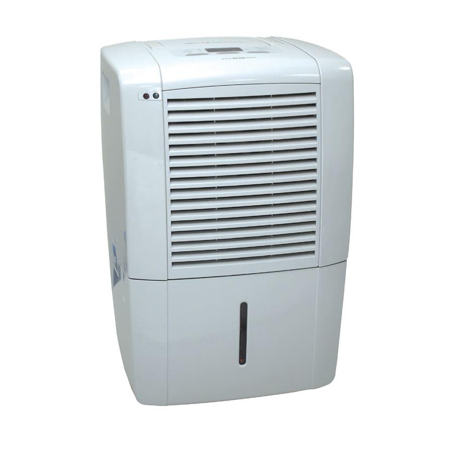 Shop Frigidaire 50 Pint Dehumidifier At