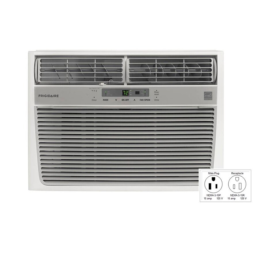 Frigidaire 15100-BTU 900-sq ft 115-Volt Window Air Conditioner