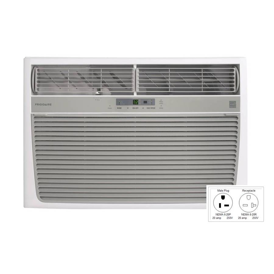 Frigidaire 25000-BTU 1672-sq ft 230-Volt Window Air Conditioner
