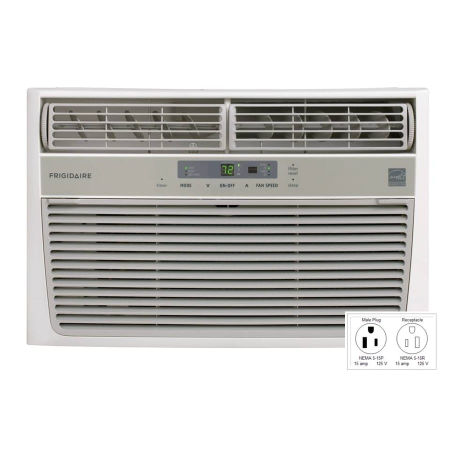 Frigidaire 6000-BTU 216-sq ft 115-Volt Window Air Conditioner