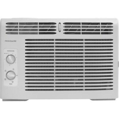 150-sq ft Window Air Conditioner (115-Volt; 5000-BTU) on