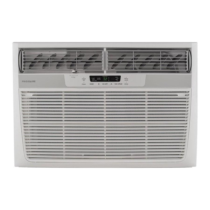 Frigidaire 28000 Btu 1900 Sq Ft 230 Volt Window Air Conditioner In The Window Air Conditioners Department At Lowes Com