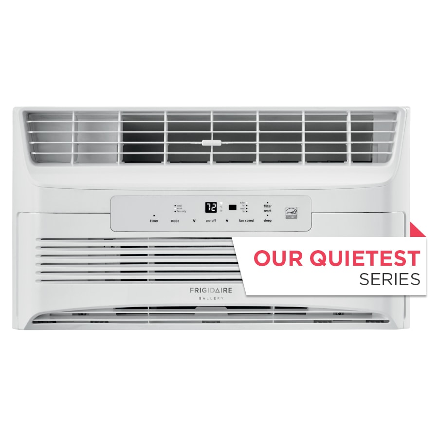 Shop Frigidaire 350 Sq Ft Window Air Conditioner 115 Volt 8000 Btu Energy Star At