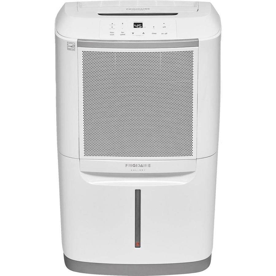 Frigidaire 70-Pint 2-Speed Dehumidifier At Lowes.com