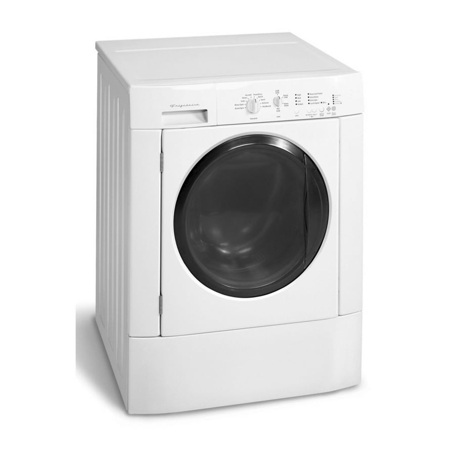 Frigidaire 3 5 Cu Ft Front Load Washer White Energy