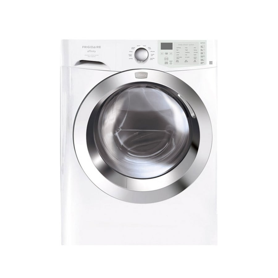 Frigidaire 4 4 Cu Ft Front Load Washer Classic White