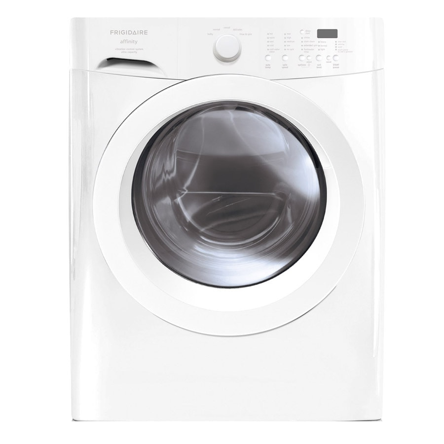 frigidaire affinity 33cu ft stackable frontload washer classic