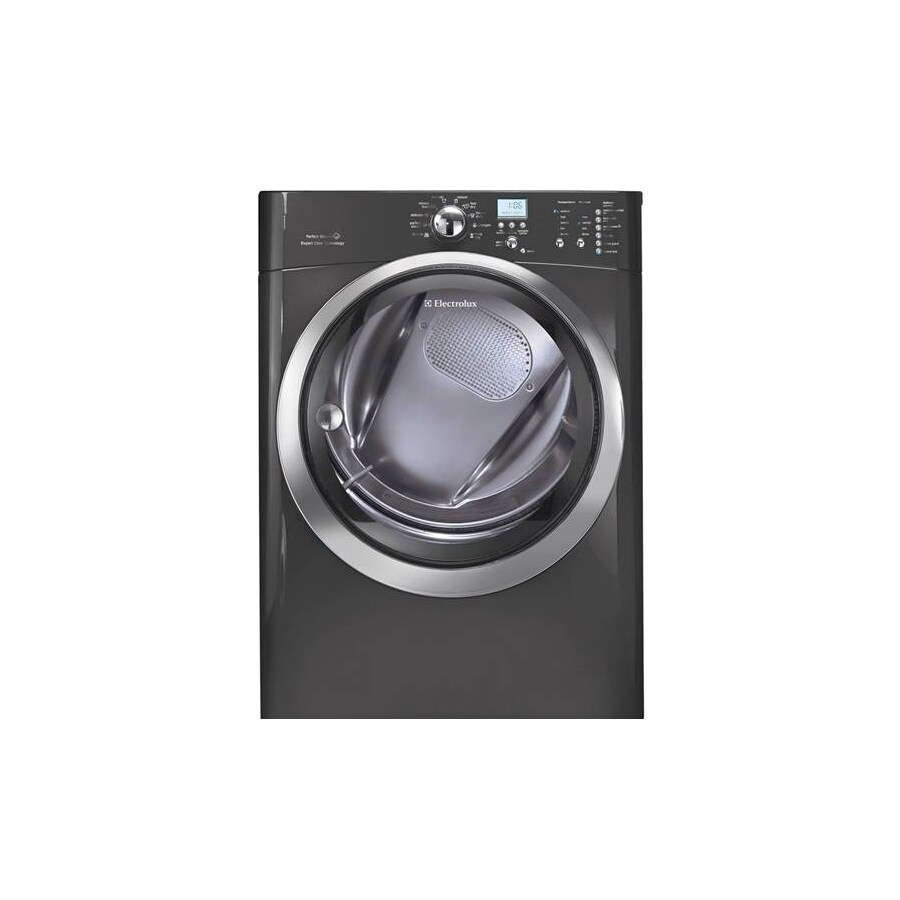 Electrolux 8-cu ft Stackable Electric Dryer (Titanium)