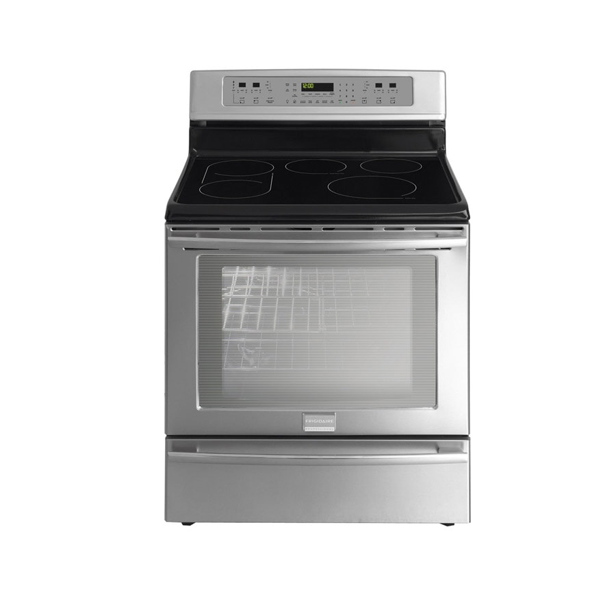 Frigidaire Professional 174 30 Inch Freestanding Electric