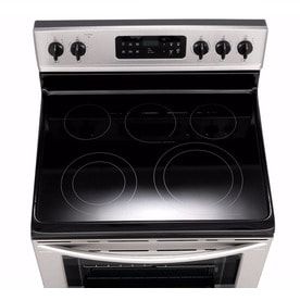 Frigidaire Gallery Smooth Surface 5 Element 5 7 Cu Ft Self