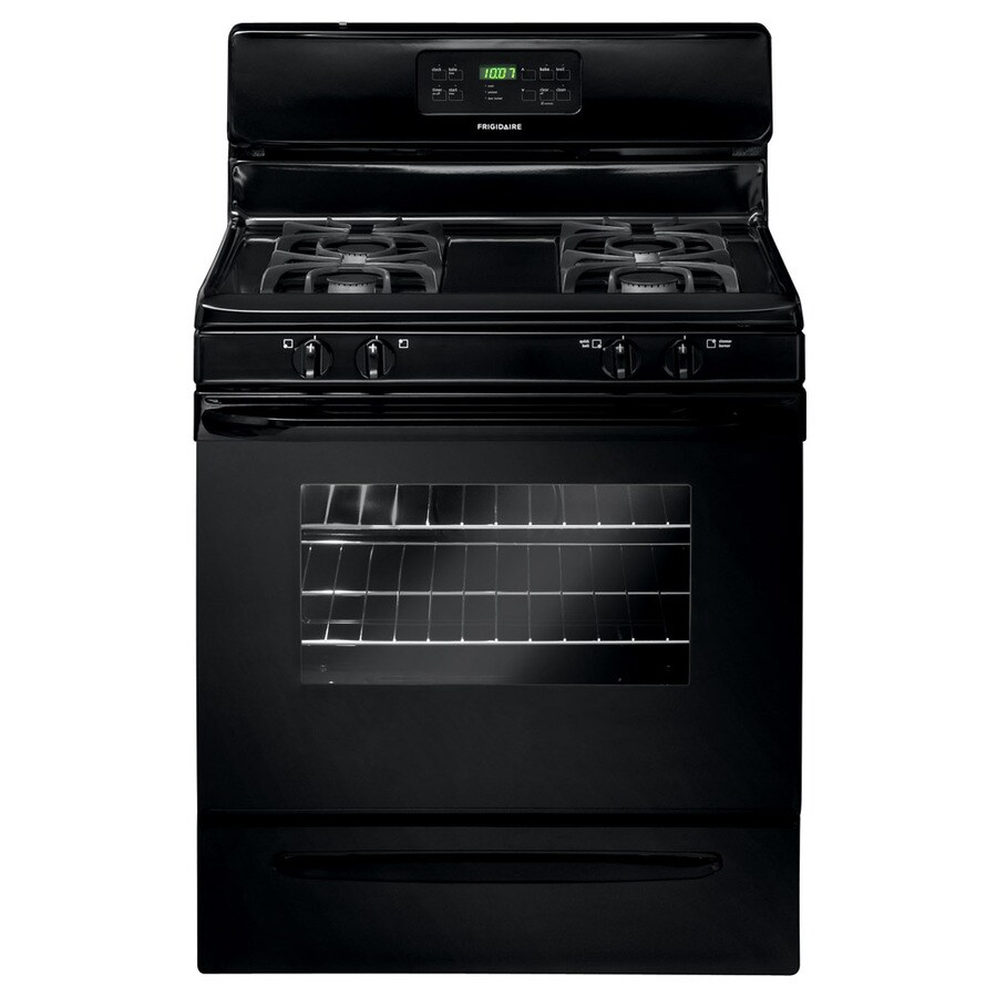 Shop Frigidaire 4 Burner Freestanding 5 Cu Ft Gas Range