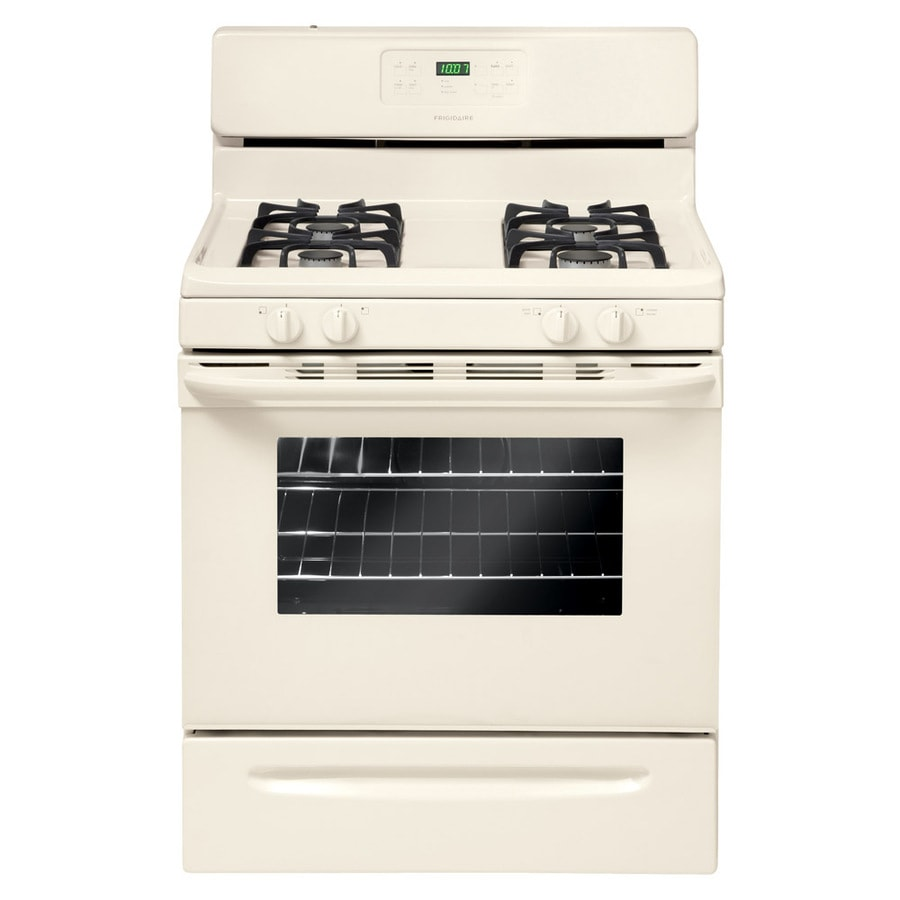 Shop Frigidaire 4 Burner Freestanding 5 Cu Ft Self