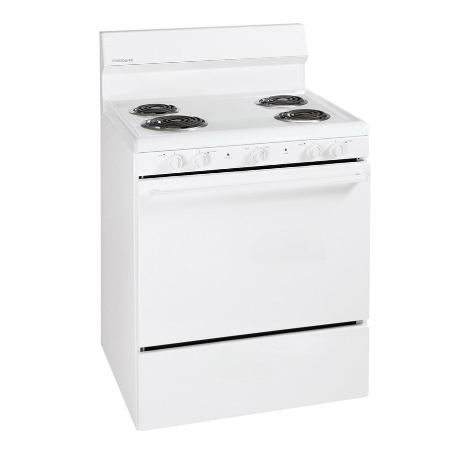 Frigidaire 30-in Freestanding 4.2-cu ft Electric Range (White)