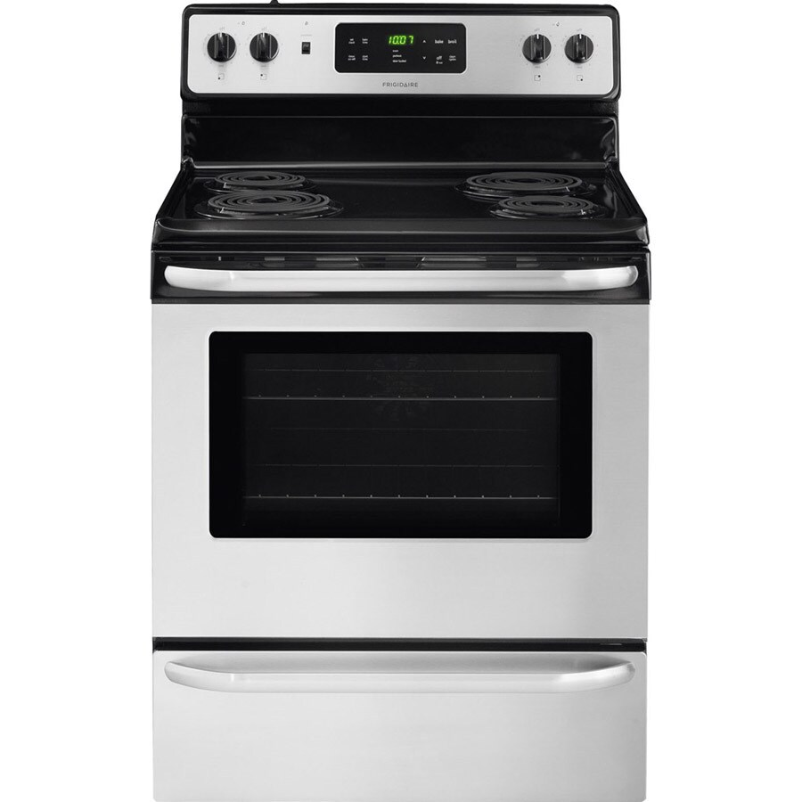 Shop Frigidaire 3016 Series Freestanding 5 4 Cu Ft Self