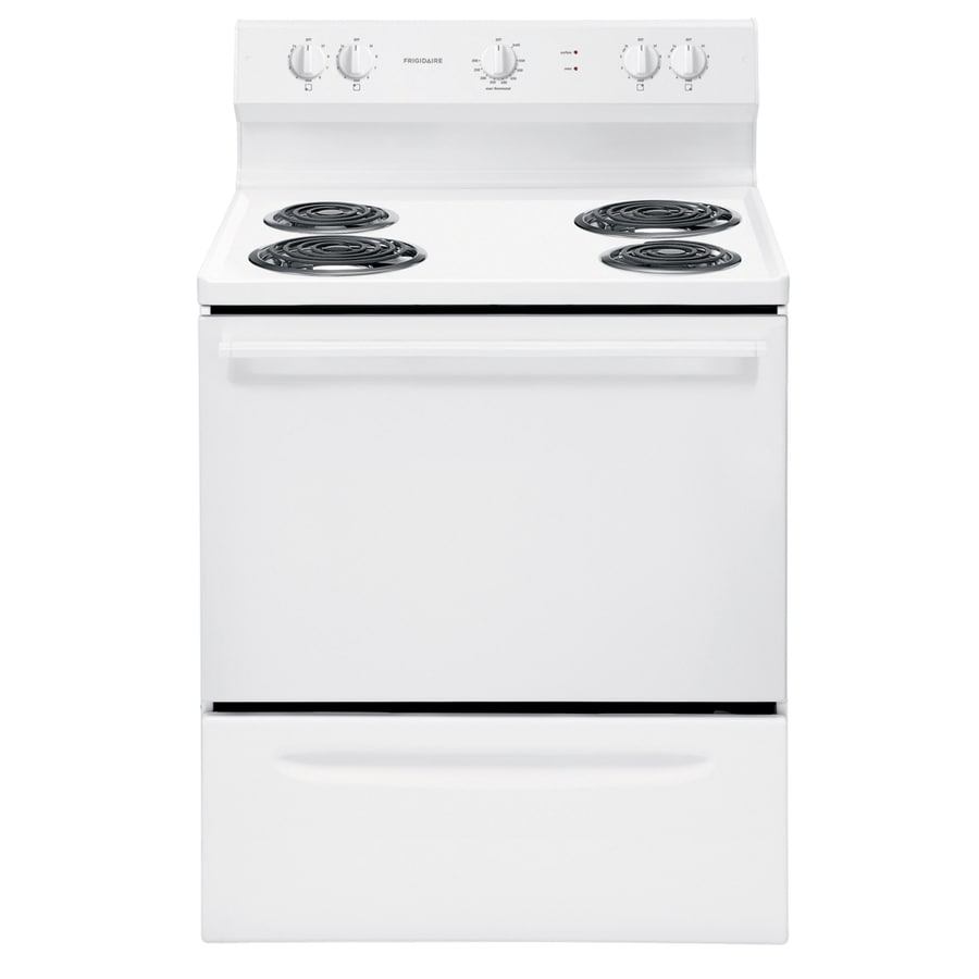 white electric range. Frigidaire Freestanding 4.2-cu Ft Electric Range (White) (Common: 30- White Electric Range I
