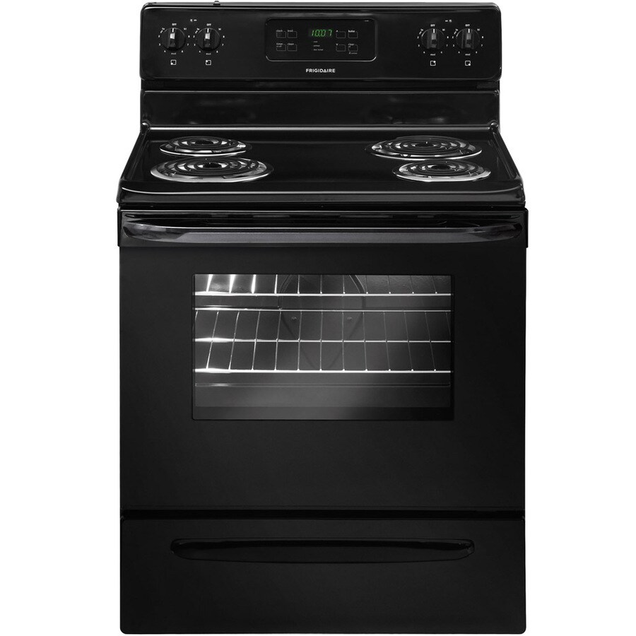 Frigidaire Freestanding 5 3 Cu Ft Self Cleaning Electric
