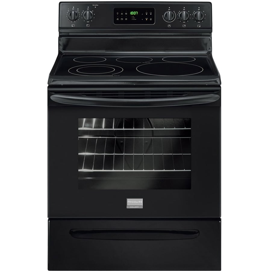 Shop Frigidaire Gallery Smooth Surface Freestanding 5