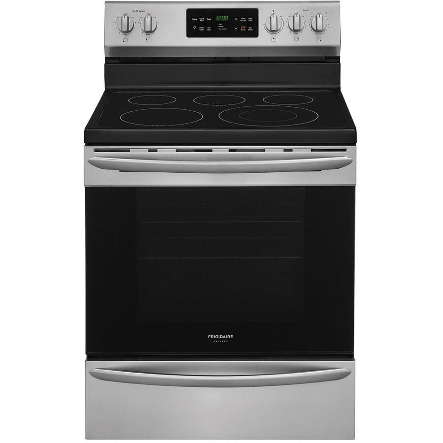 Incredible Frigidaire Gallery Smooth Surface 5 Element 5 4 Cu Ft Self Cleaning Wiring 101 Photwellnesstrialsorg