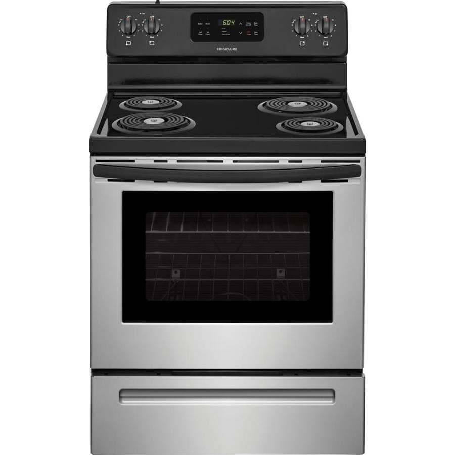 Frigidaire Freestanding 5.3-cu ft Self-Cleaning Electric Range